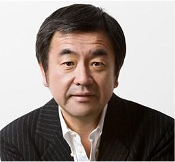 設計士 隈 研吾氏